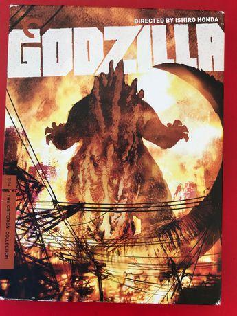 Criterion - Godzilla   Reservado