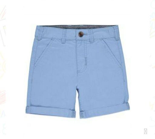 Детские стильные шорты / george / голубые шорты / классические шорты /