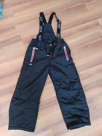 Spodnie narciarskie 110 116