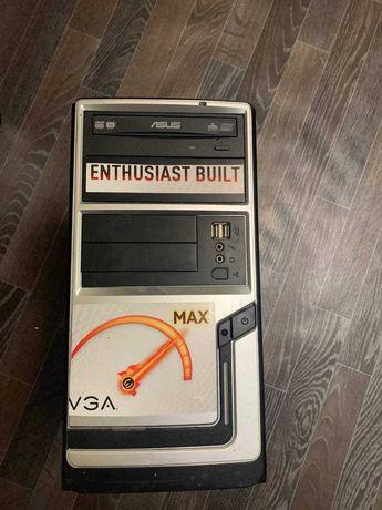 Игровой компьютер 6 ядер / 4ГБ DDR3 / 1ГБ Видеокарта , рабочий пк