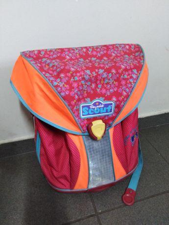 Plecak tornister SCOUT dla dziewczynki