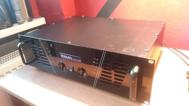 Końcówka mocy ibiza amp 1000