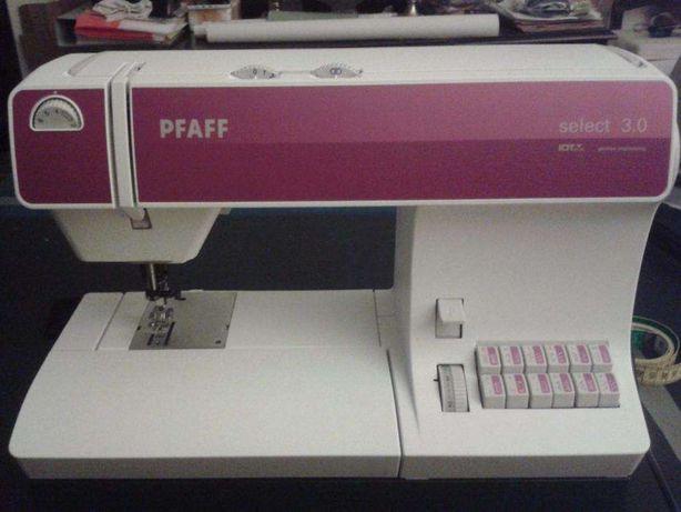 Maquina de costura PFAFF Select 3.0 + calcadores