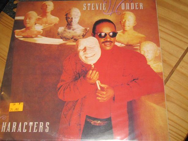 Stevie Wonder - Characters - Muza 1989 LP Winyl