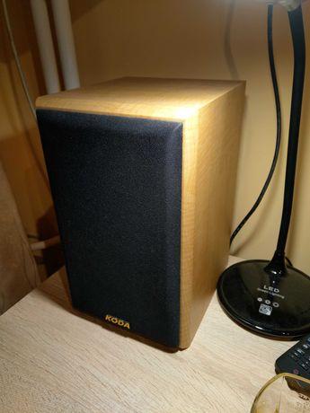 Kolumny głośnikowe Koda, Subwoofer aktywny SW-1000, amplituner Sony
