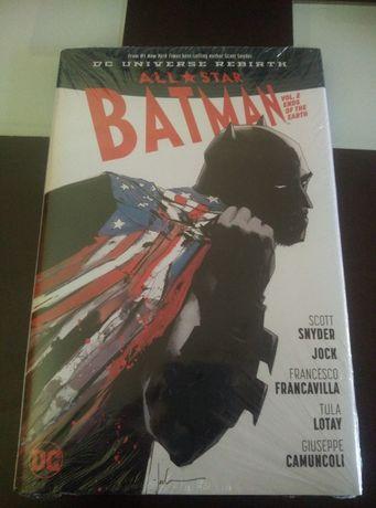 All-Star Batman HC Vol. 2: Ends of the Earth (Rebirth)