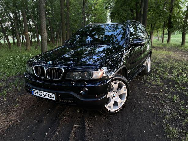 Продам BMW X 5 e53