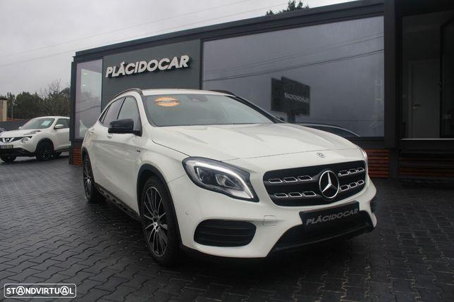 Mercedes-Benz GLA 200 d AMG Line