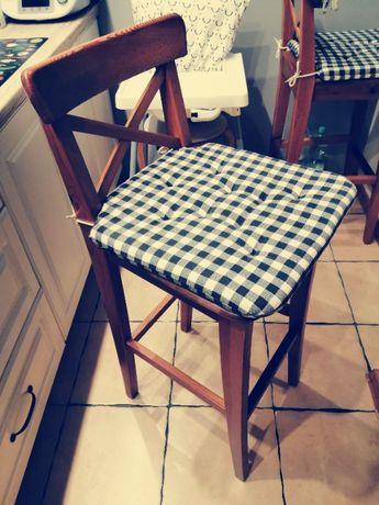 Krzesło barowe Ikea Ingolf