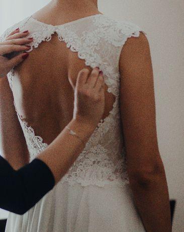 Suknia ślubna Gala Callas
