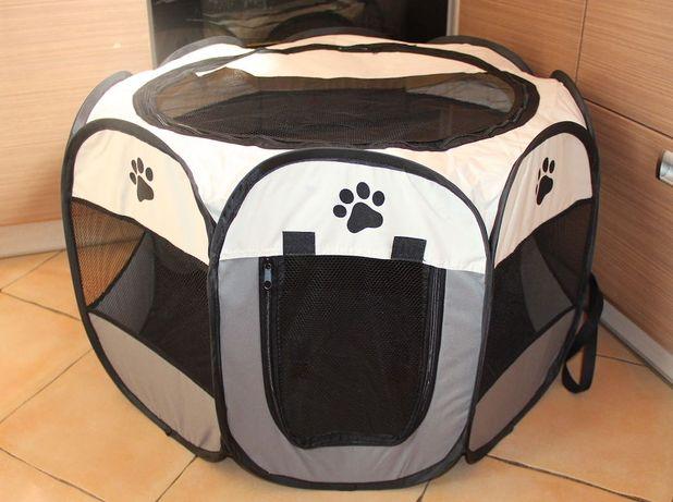 składany kojec legowisko klatka dla psa pies namiot buda  67cm