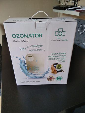 Nowy Ozonator S 500