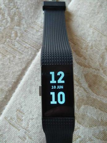 Fitbit charge 2 com bracelete preta