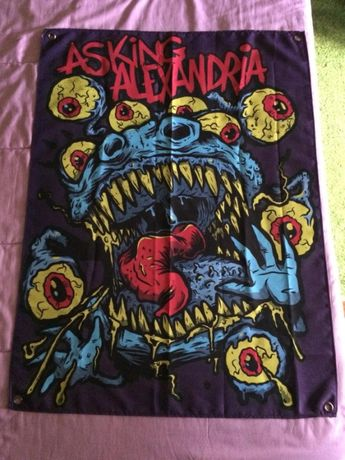 poster Asking Alexandria