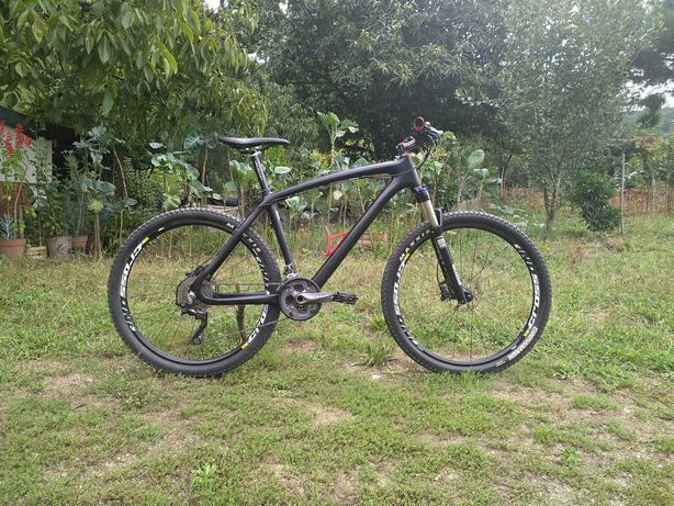 Bicicleta XC de carbono 650€ (valor negociável)