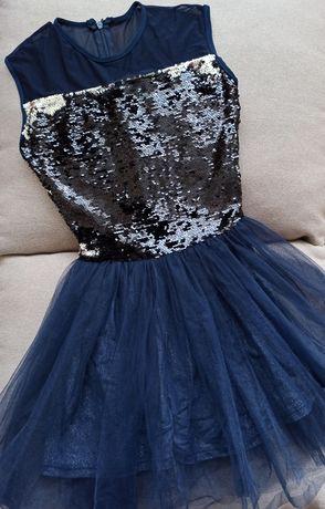 Платье нарядное sonya kids next 10 11 лет 140 146 размер