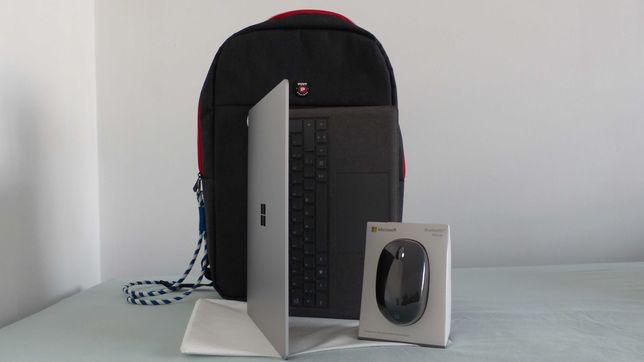 PACK ESTUDANTE: Portátil Microsoft + Mochila + Rato Wireless Microsoft