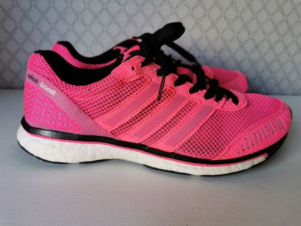 Adidas Adizero Adios Boost 2.0 38/39 25 cm bieganie siłownia IDEALNE