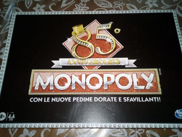 Monopoly Hasbro nowa