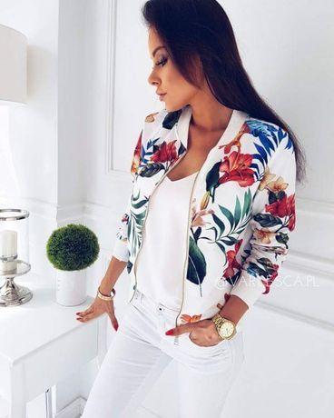 Nowiutka bluza bamberka rozmiar dobry na s i m