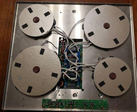 Płyta indukcyjna AMICA PI6540 TK czytaj opis