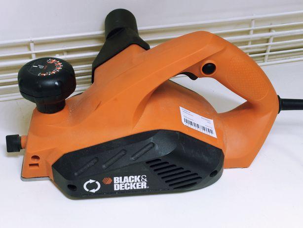 Рубанок електричний Black&Decker KW712