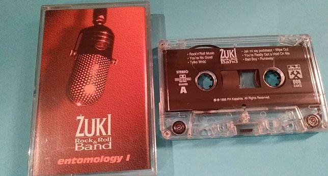 KASETA - Żuki - Rock & Roll Band – Entomology I , UNIKAT 1996