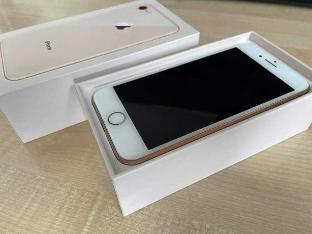 iPhone 8 Gold 64GB MQ6J2PM/A