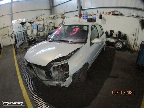 Carros MOT: K9K712 RENAULT / CLIO 2 / 03/2004 / 1.5DCI / 100cv /