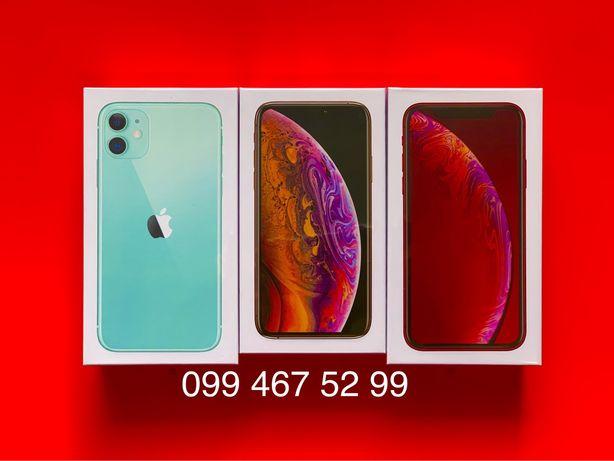 Новый iPhone X XR XS Max 64Gb 128Gb 256Gb Space Gray Coral Black Gold
