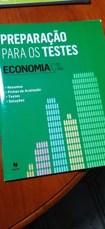 Preparação para os Testes Economia C (12º ano)