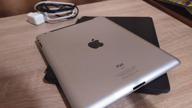 Apple iPad 2 A1396 Wi-Fi 3G 64GB White + качественный чехол в подарок