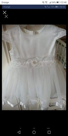 Sukieneczka do chrztu 68