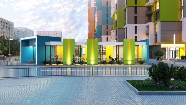 Однокомнатная квартира 42,8 м² — отличный вариант для молодёжи