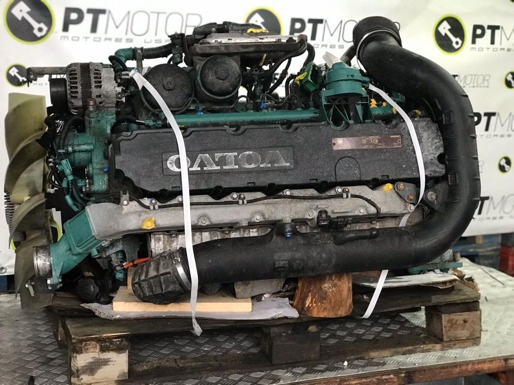 Motores Motor Volvo FH FM FL camiao | Pos. facilidade de pagamento