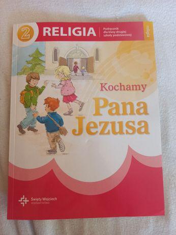 Religia klasa 2 podręcznik - Kochamy Pana Jezusa