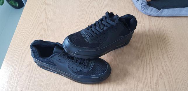 Buty r.45 czarne