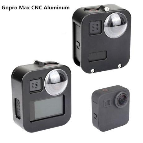 Akcesoria do GoPro MAX - Ramka Montażowa Aluminiowa Klatka ZESTAW MAX