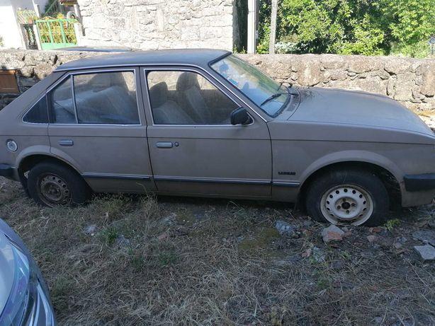 Opel kadett 1982 para restaurar