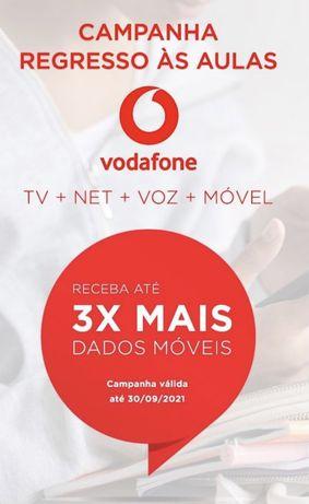 Vodafone telecomunicações fibra