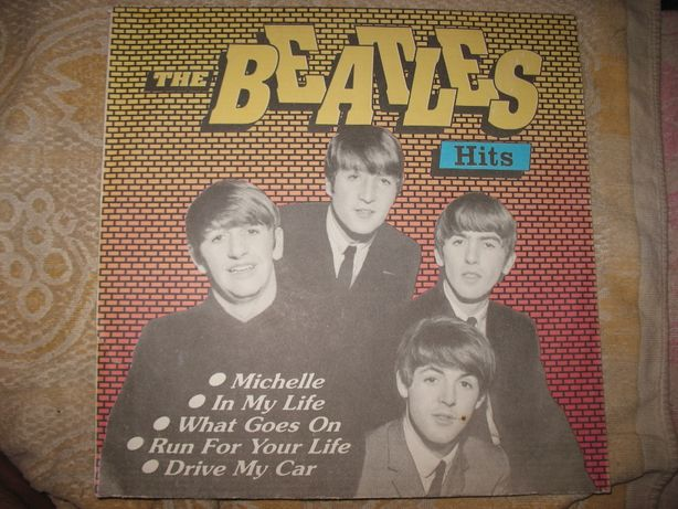 The Beatles – The Beatles Hits.Vinyl,1991 г.