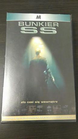 "Film "" BUNKIER SS "" kaseta VHS thriller wojenny"