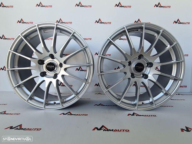 Jantes Fox FX004 Silver 17 (Audi, VW, Mercedes)