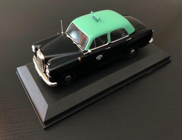 1/43 Mercedes 180D taxi português