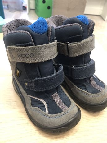 ECCO Gore-Tex Snowride ботинки зима