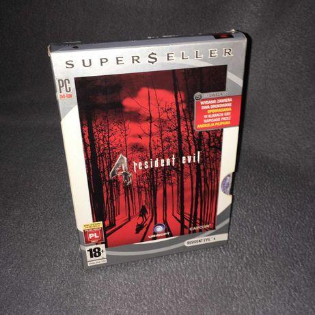 Resident Evil 4 + 2 opowiadania w klimacie gry PC (PL)