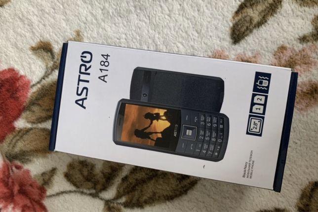 Телефон кнопочный Astro A184