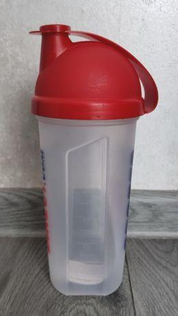 Бутылка фляга для воды спортивная шейкер 0,6 литра (Оригинал Англия)