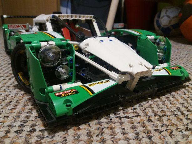 lego technik super szybka wyścigówka 42039