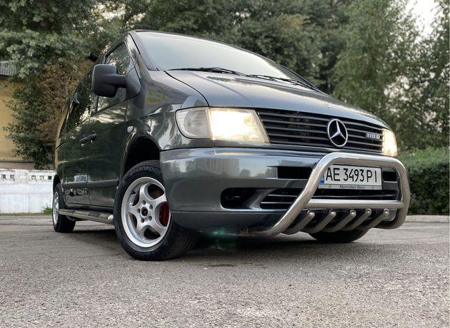 Продам Mercedes-Benz Vito 110 2.3D Пассажир 8 мест